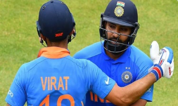 साउथ अफ्रीका के खिलाफ टी-20 सीरीज में कोहली - रोहित के बीच होगी रिकॉर्ड तोड़ने की ऐसी दिलचस्प जंग Im