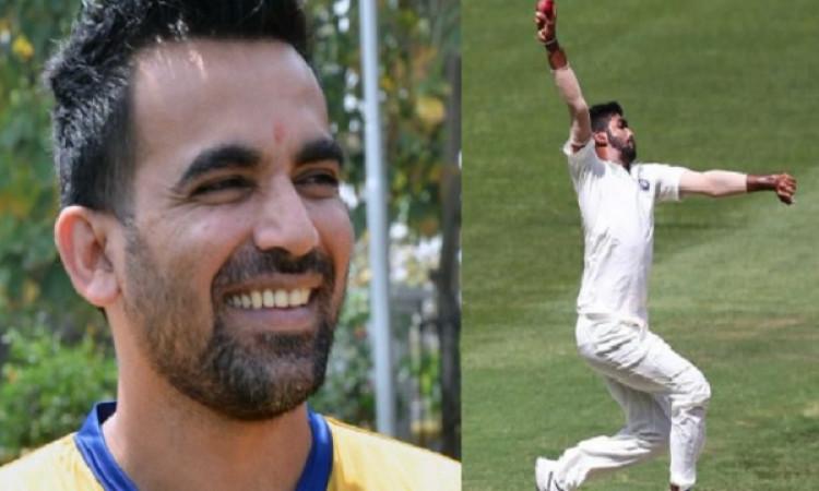 जसप्रीत बुमराह से खुश हुए जहीर खान, कहा इस कारण बल्लेबाजों पर कहर बरपा पाते हैं !