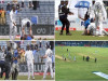 लाइव मैच में फेवरेट रोहित शर्मा से मिलने पहुंचा डेयरडेविल फैन, पैर पर गिरकर हिट मैन का किया सम्मान !