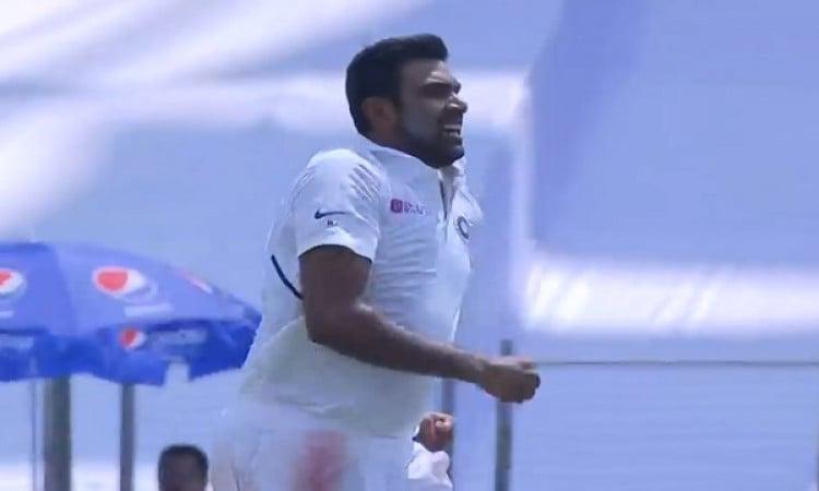 Ashwin takes 4 as India leave SA on mat despite Maharaj's 72 Images