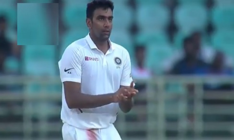 Ashwin 4th Indian to scalp 50 Test wickets against SA Images