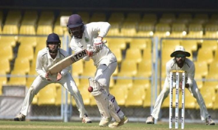 विजय हजारे ट्रॉफी : एकतरफा मैच में पुडुचेरी ने मिजोरम को हराया Images