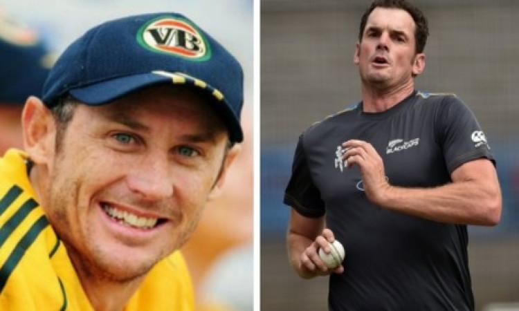 KKR name David Hussey mentor, Kyle Mills as bowling coach Images