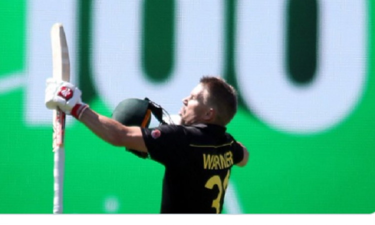 Warner joins Maxwell, Watson in unique record with maiden T20 ton Images