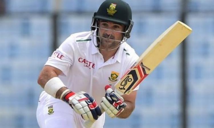 शानदार 160 रनों की पारी खेलने वाले डीन एल्गर ने कहा, मुश्किल है भारत के खिलाफ खेलना ! Images