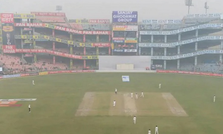 Delhi air woes won't see change in venue of Ind-Ban T20I Images