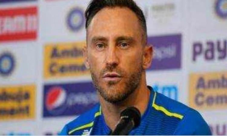 दूसरे टेस्ट से पहले फाफ डुप्लेसी ने रणनीति का किया खुलासा, इन दो विरोधी गेंदबाजों पर बनाना होगा दबाव