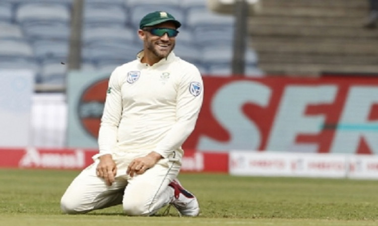 After 9 toss-loss, Faf settles for proxy coin flipper in Ranchi Images