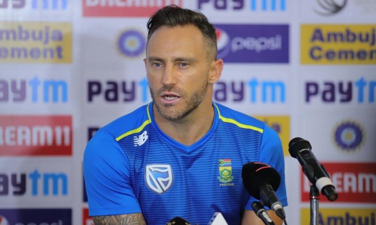 Faf Du Plessis