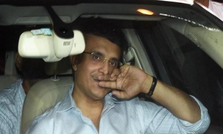 इस कारण रांची टेस्ट के लिए नहीं जा पाएंगे BCCI अध्यक्ष सौरव गांगुली Images