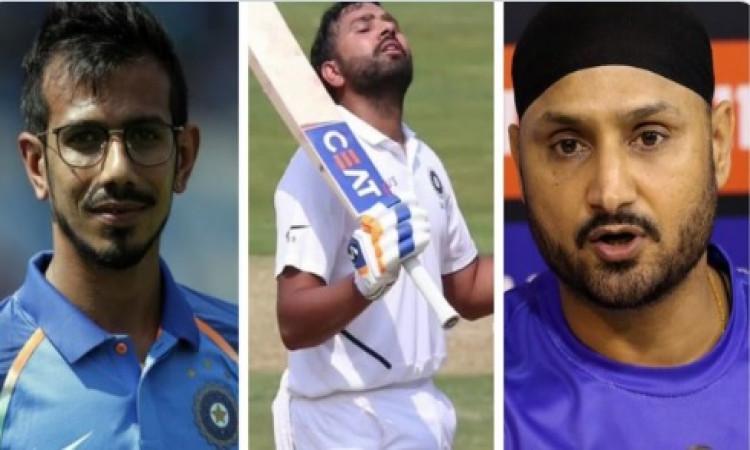 बतौर ओपनर शतक लगाकर रोहित शर्मा ने जीता हर किसी का दिल, क्रिकेट पंडित दे रहे हैं बधाई Images
