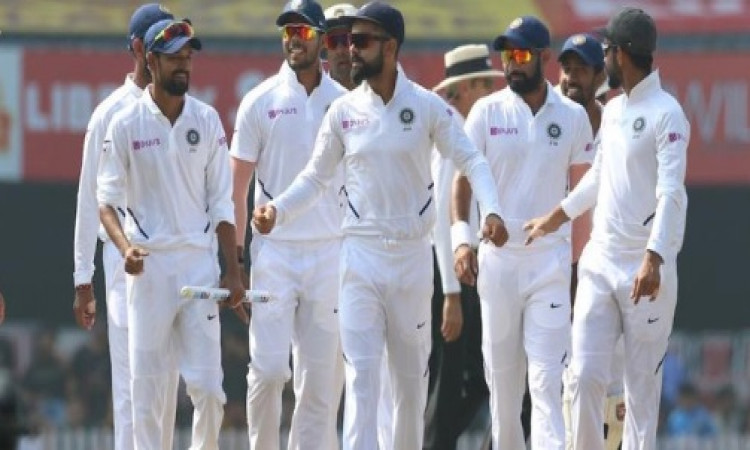 India thrash SA in Ranchi, clinch Test series 3-0 Images