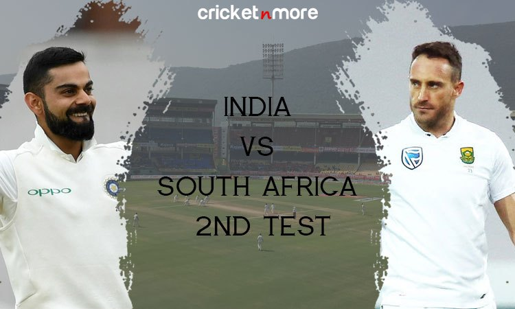 India vs South Africa 2nd Test Preview
