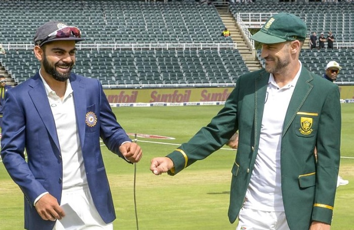 India vs South Africa Toss