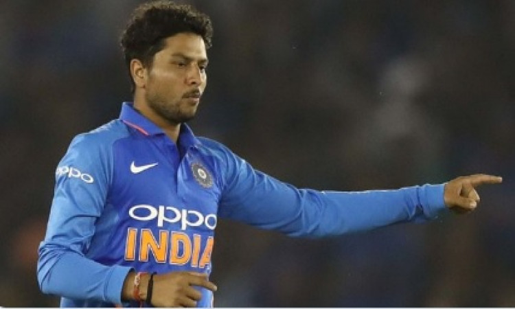 Kuldeep bats for reducing use of single-use plastic Images