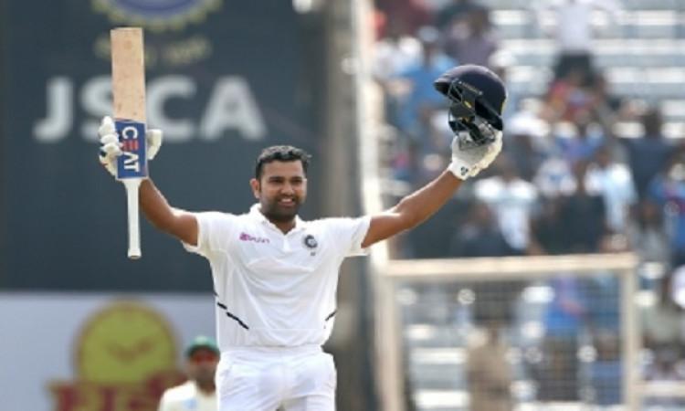 टेस्ट, वनडे में दोहरा शतक लगाने वाले चौथे बल्लेबाज बने रोहित शर्मा Images