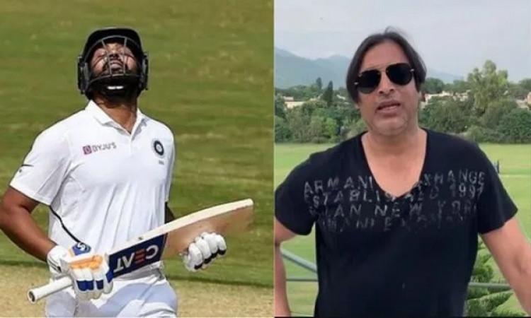 हिट मैन रोहित शर्मा की पारी को देखकर शोएब अख्तर ने दिया यह निकनेम Images