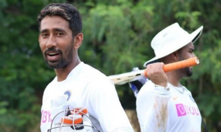 तीसरे टेस्ट से ठीक पहले रिद्धिमान साहा का आया बयान, 3- 0 से जीतेंगे सीरीज Images