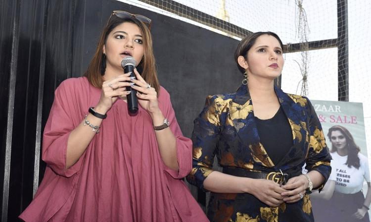 Sania Mirza's sister Anam Mirza