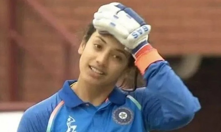 Smriti Mandhana ruled out of SA ODIs: Reports Images