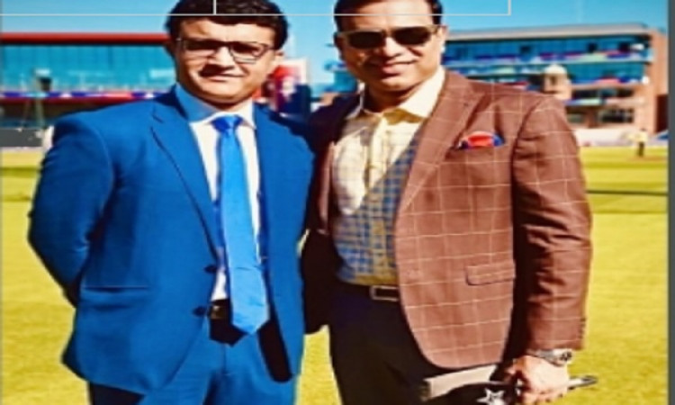 No doubt Indian cricket will continue to prosper under Dada: VVS Images