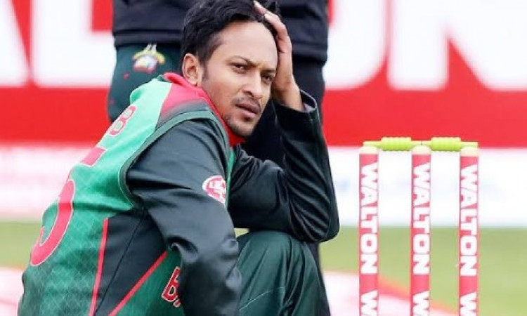 Shakib faces lengthy ban, could miss India tour Images