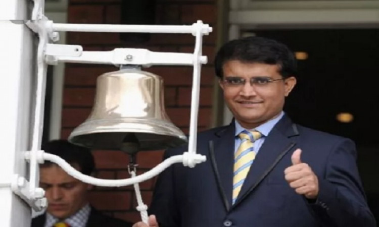 Great signs for Indian cricket: Sehwag on Ganguly's appointment Images
