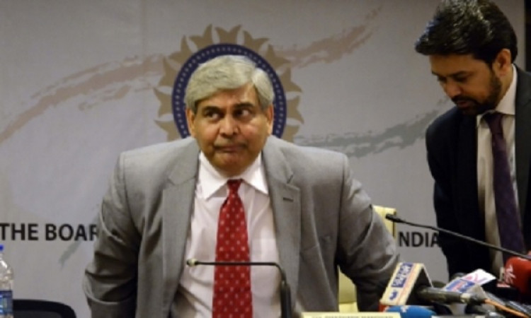 BCCI sees working group formation as Manohar's wish for another term in ICC Images