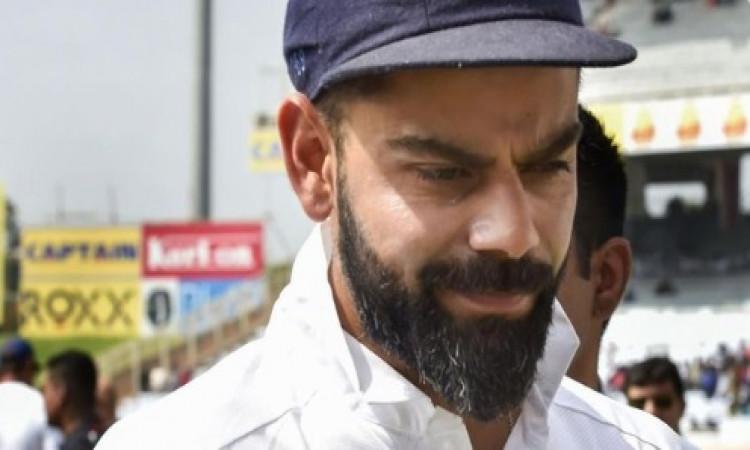 सौरव गांगुली के बीसीसीआई अध्यक्ष बननें पर विराट कोहली का आया ऐसा रिएक्शन Images