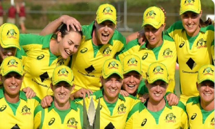 Cricket Australia to match prize money for Women's World T20 Images