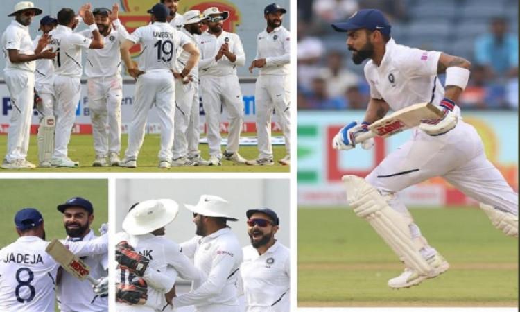 तीसरे टेस्ट से पहले बुरी खबर, इस बड़े भारतीय दिग्गज को लगी चोट, तीसरे टेस्ट से हुआ बाहर ! Images