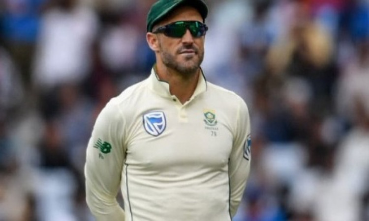 Need to get a lot stronger as a team mentally: Faf du Plessis Images