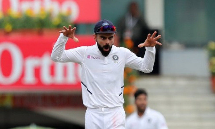 Kohli for 5 Test centres amid poor numbers on India stands Images