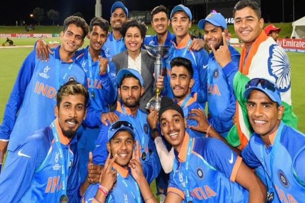 अंडर-19 वर्ल्ड कप: भारत का पहला मैच 19 जनवरी को श्रीलंका से, जानिए पूरा शेड्यूल ! Images