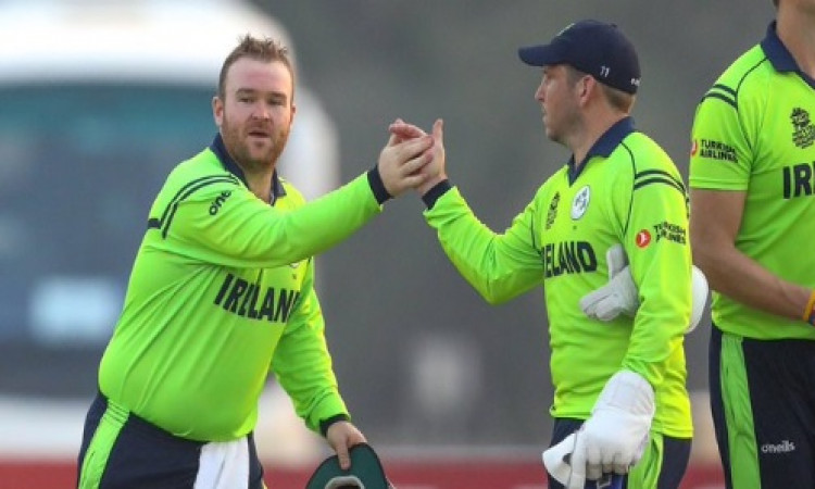 After PNG, Ireland secure spot in next year's World T20 Images