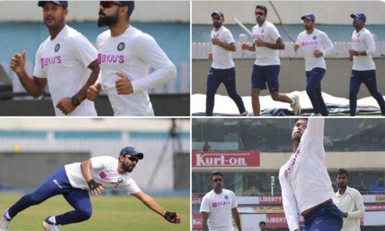 Ranchi Test: India eye whitewash against Proteas (Preview) Images