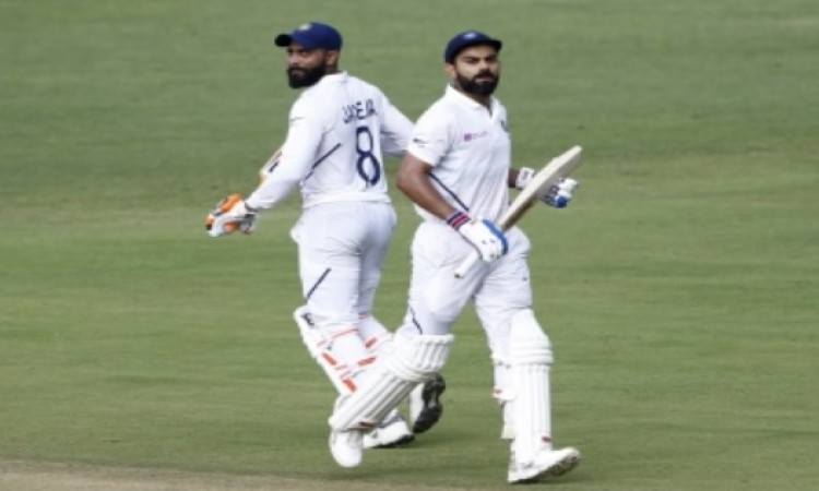 Kohli-Jadeja stand put India in driver's seat: Mayank Images