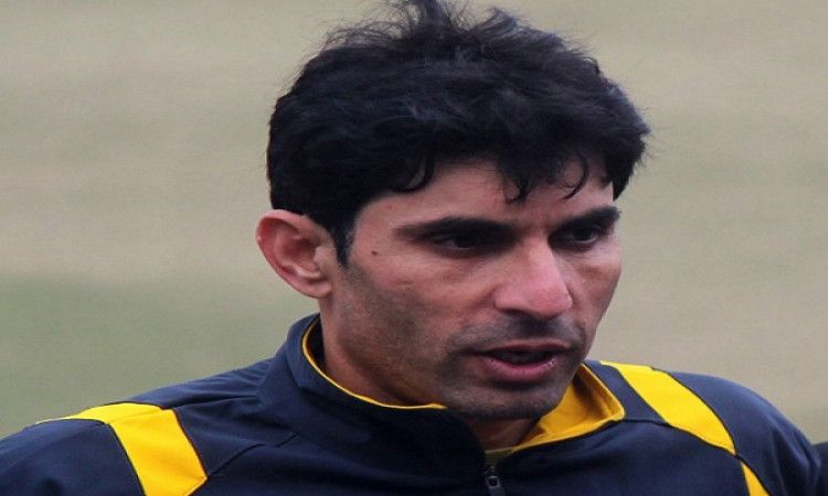Over reliance on Babar Azam hurting Pakistan: Misbah Images