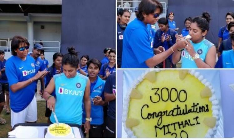 मिताली राज ने इंटरनेशनल क्रिकेट में जड़ दिया 'शतक', बना दिया ऐसा दिल जीतने वाला रिकॉर्ड Images