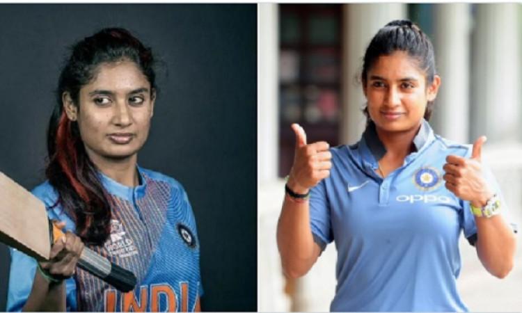 भारत के लिए वनडे क्रिकेट में मिताली राज ने रचा इतिहास, सचिन के बाद ऐसा करने वाली दूसरी भारतीय क्रिके