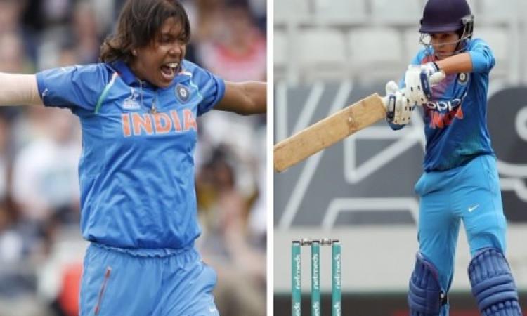 महिला क्रिकेट: पहले वनडे में भारत ने 8 विकेट से जीत दर्ज की, डेब्यू मैच में ही प्रिया पूनिया ने किया