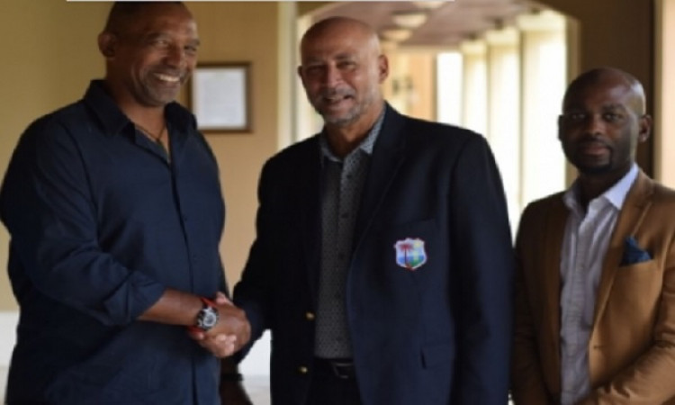Phil Simmons returns as Windies head coach Images