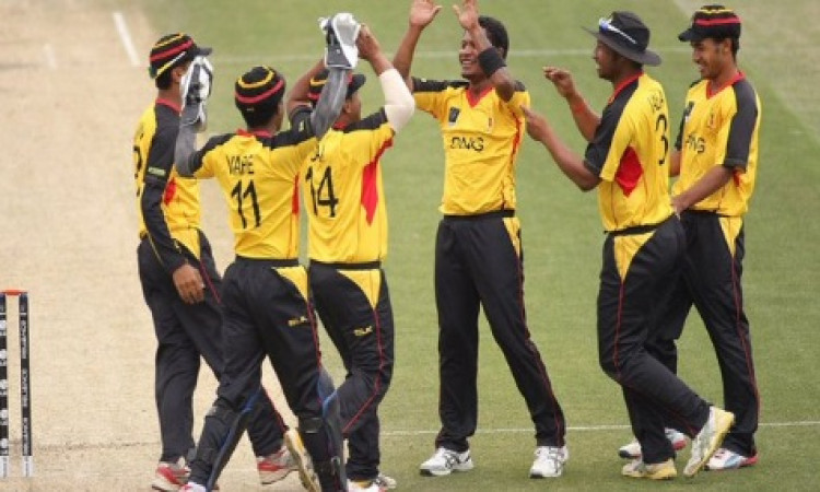 PNG secure maiden qualification to T20 World Cup Images