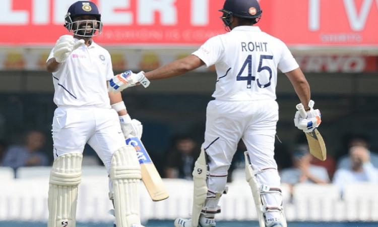 मुंबईकर रोहित - रहाणे ने एक साथ मिलकर टेस्ट में रचा इतिहास, साउथ अफ्रीका के खिलाफ तीसरी सबसे बड़ी पा