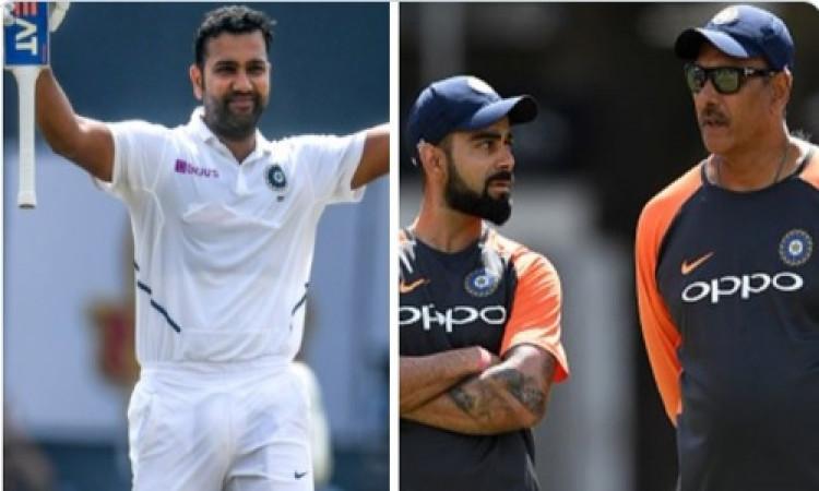 बतौर ओपनर टेस्ट में सफल रहने के बाद हिट मैन रोहित शर्मा ने दिल से दिया ऐसा बयान, टीम मैनेजमेंट को कह