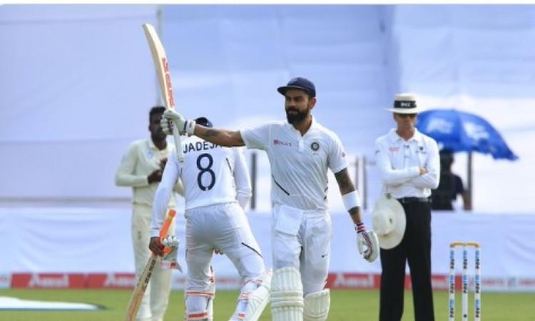 पुणे टेस्ट : बल्लेबाजों के बाद भारतीय गेंदबाजों ने दिखाया दम ( दूसरे दिन के खेल का पूरा रिपोर्टकार्ड