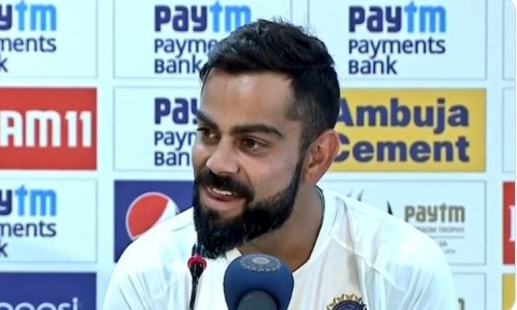 Have to be multi-dimensional to be world best, says Kohli Images