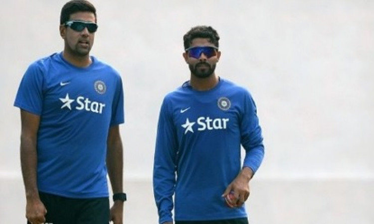 Challenging to face both Ashiwn and Jadeja: Finch Images