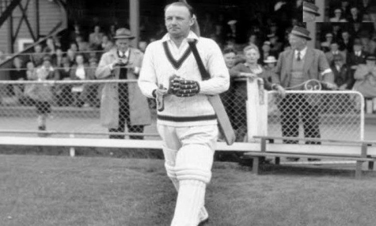 Did you know? Bradman was dropped after his debut Test Images