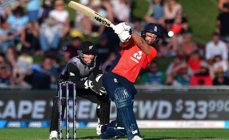 England vs New Zealand 4th T20I
